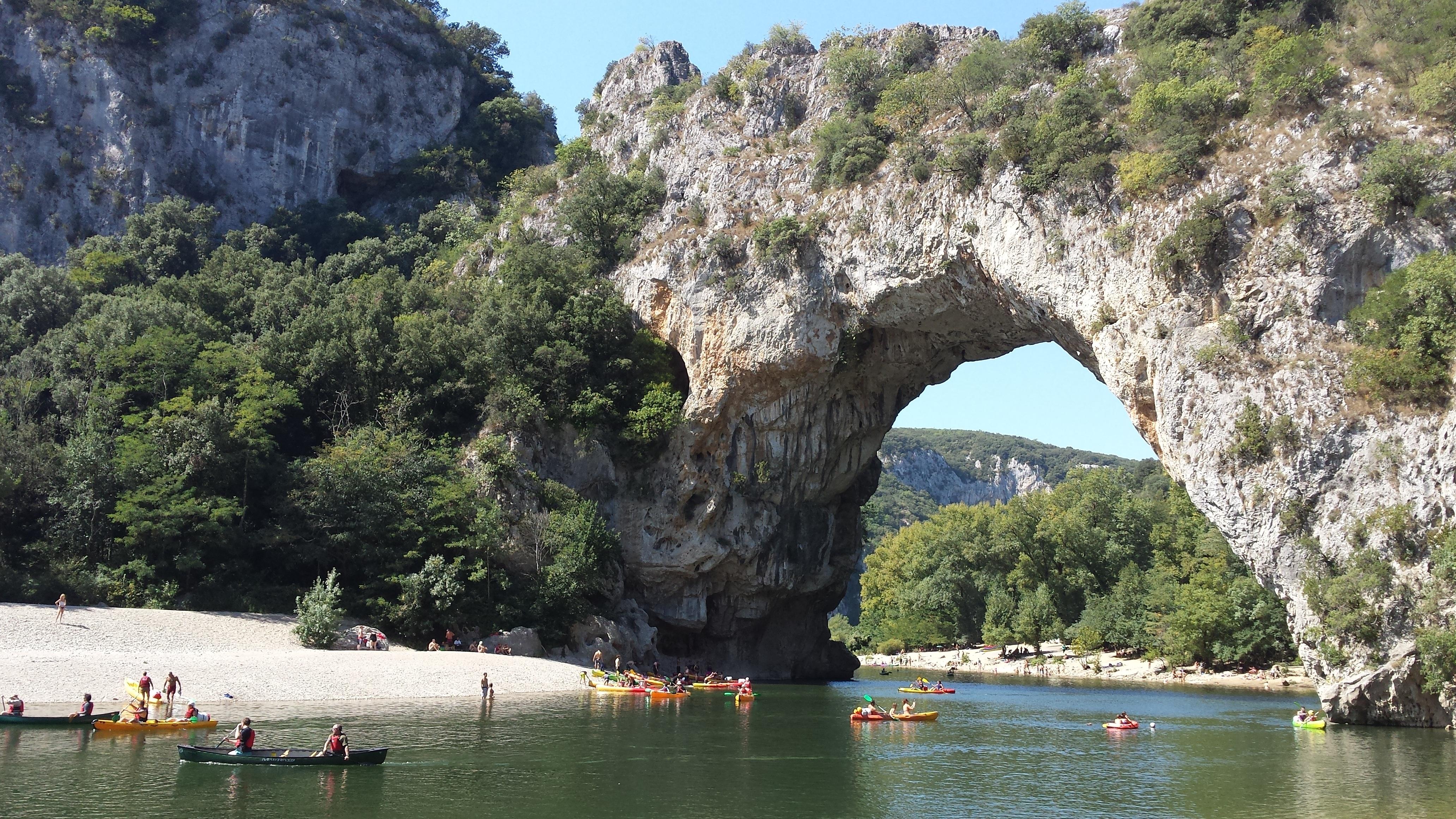 Détente en Ardèche