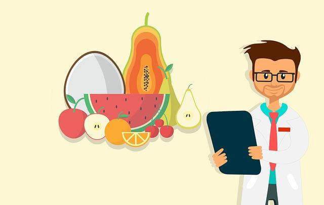 métier de diététicien